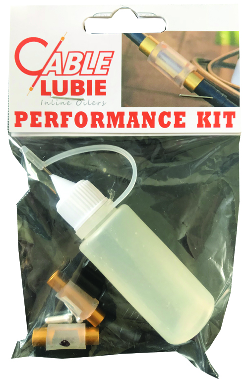 CableLubie - Red Gold Lubes for your cables