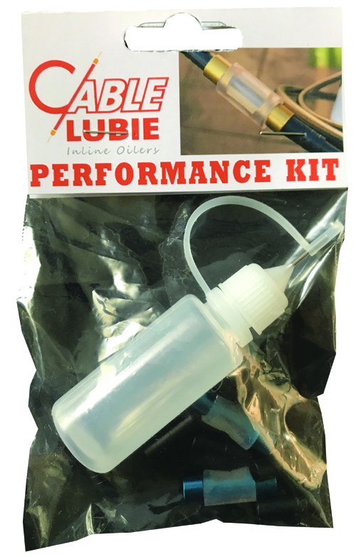 CableLubie - Black Blue Lubes for your cables
