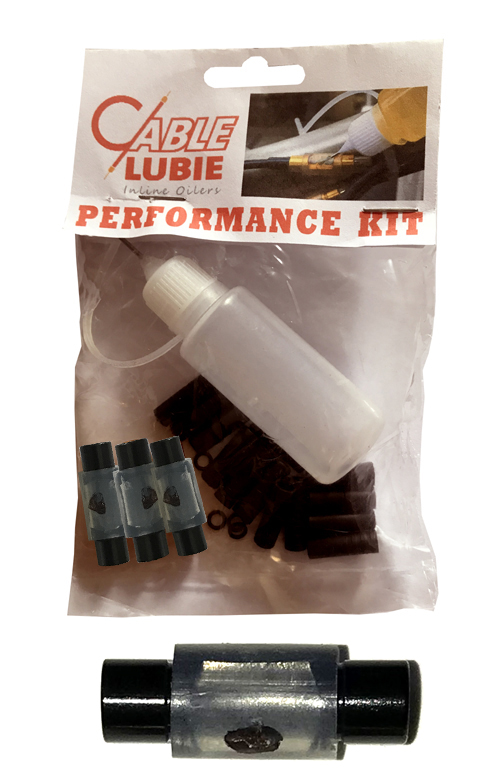 CableLubie - Black Lubes for your cables