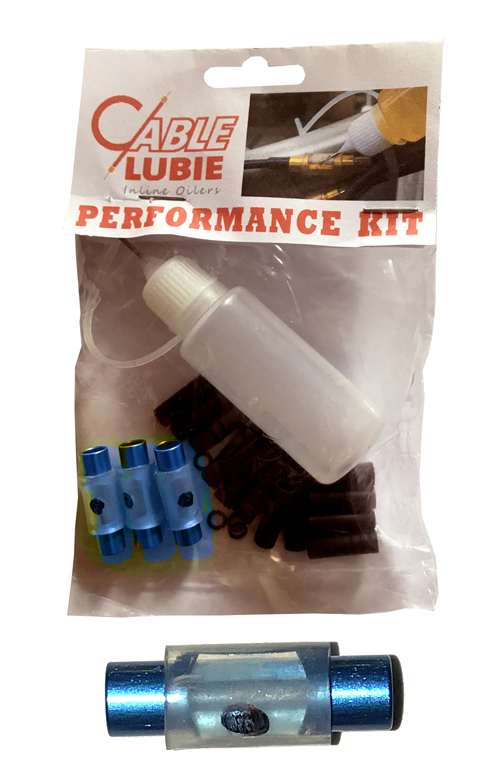 CableLubie - Blue Lubes for your cables