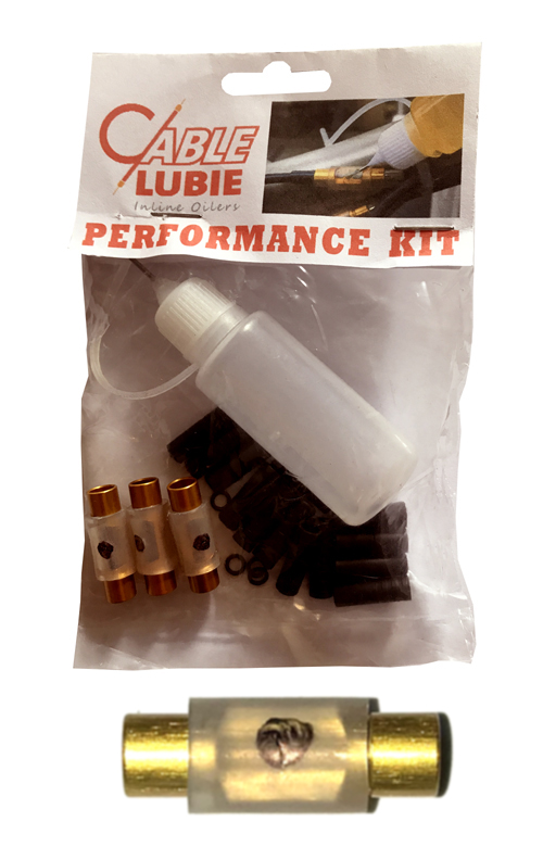 CableLubie - Gold Lubes for your cables