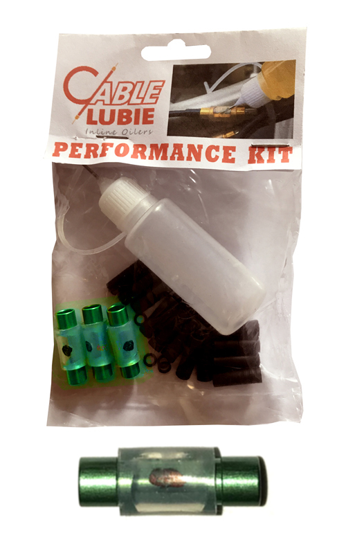 CableLubie - Green Lubes for your cables